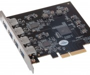 Sonnet Introduces Two Four-Port SuperSpeed USB 10Gbps PCI Express (PCIe) Adapter Cards
