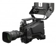 Sony enhances its entry range of camera system with HXC-FB80 portable camera and HXCU-FB80 CCU, supporting 4K and HDR production for studio workflow, education events and live applications