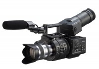 Sony expands NXCAM line up with new Full-HD super slow motion camcorder