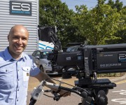 Sony HDC-3500 becomes latest addition to ES Broadcast Hire and rsquo;s UHD fleet