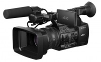 Sony launches professional PXW-Z100 4K handheld XDCAM camcorder
