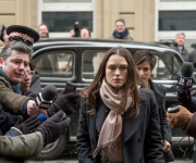 Sony VENICE used to capture latest Keira Knightley feature, and lsquo;Official Secrets and rsquo;