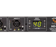SOUND DEVICES INTRODUCES THE MD-4 ANALOG-TO-DANTE AUDIO INTERFACE