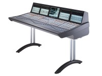 SSL Features Significant Upgrade to C10 HD Compact Broadcast Console with New V4 Software at IBC 2013