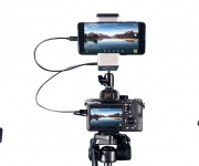 StreamGear Fuses Smartphone and Dedicated Cameras into New Live Video Production Paradigm with VidiMo