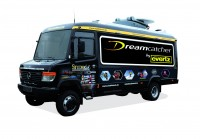 Studiotech to show their latest DSNG OB van with Evertz Dreamcatcher SloMo on board at IBC 2013
