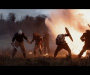 Stunt Professionals come out of the Shadows for Fantasy Indie Short