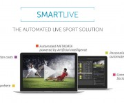 Tedial and rsquo;s New SMARTLIVE Marries AI to MAMs for Elevated  Storytelling and Increased Fan Engagement in Sports Production