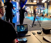 The Gadget Show returns to Channel 5 with ATEM Mini Pro