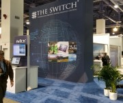 The Switch to Introduce Digital Media Delivery Service, Enhanced  At-Home Offering and eSports Service Offering at 2019 NAB Show