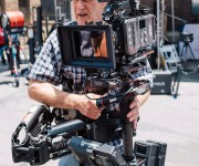Tiffen International showing innovative new Steadicam M-1 Volt plus other outstanding new products at IBC 2017
