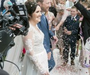 TRICKBOX TV PROVIDES OB FLY-AWAY SOLUTION TO ITV DAYTIME FOR THIS MORNING LIVE WEDDING