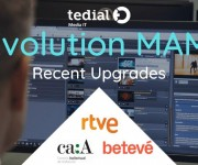 Trio of Spanish Tedial Customers Upgrade to Evolution MAM