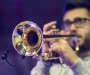 Trumpeter Ramon Figueras Features DPA Microphones In His Ground-Breaking Music Videos
