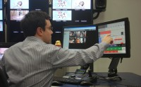 TSL Professional Products Launches Tallyman VP With Touch Screen at the 2012 NAB Show