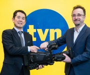 TVN24 becomes first worldwide broadcaster to future-proof its news production capabilities with Sony PXW-Z750