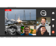TVU Networks and rsquo; New Feature for Social Production Enables Real-time Virtual Communication and Interaction Among Production Crew and Talent