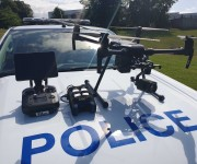 UK Derbyshire Constabulary Selects LiveU for Live Video Capture With its Drone Teams