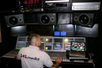 Ukraines 1+1 Media Group Upgrades HD OB Vans With Calrec Audio Consoles