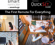 Universal Electronics QuickSet cloud database powers new award-winning Sevenhugs Smart Remote