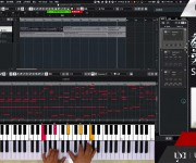 UpChord Music Moves Its Courses Online Using ATEM Mini Pro