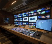 Utah Scientific Demonstrates Axon and rsquo;s IP and UHD Solutions At NAB