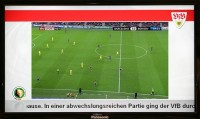 VfB Stuttgart successfully launches IPTV and Digital Signage for the new football season 2012