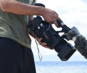 Videe has selected the Sony PXW-Z190 to film Celebrity Survivor at Cayos Cochinos