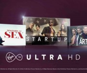 Virgin Media partners with Globecast to launch the UK and rsquo;s first dedicated 4K Ultra HD entertainment channel