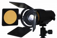 Visio zooms into view with new on-camera LED light