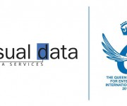 Visual Data Media Services Earns Prestigious Queen and rsquo;s Award for Enterprise