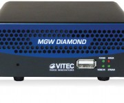 VITEC Debuts MGW Diamond Encoder at IBC2018