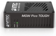 VITEC Unveils MGW Pico TOUGH -- Worlds Smallest, Lightest, Most Power-Efficient High-Definition ISR Encoder