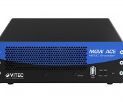 VITECS MGW Ace is the First HEVC Encoder to Receive the U.S. Department of Defenses JITC Certification