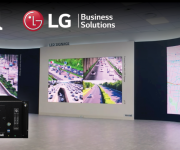 VuWall Powers Video Walls in LGs New Showrooms