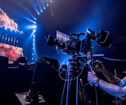 Westlifes The Twenty Tour Uses Blackmagic Design Live Solution