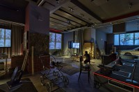 White Mark Designs A New Foley Studio At Moscows CineLab