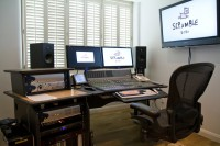 White Mark Helps Scramble Soho Install Two New Audio Suites
