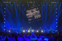 WIcreations designs custom video cube for Die Fantastischen Vier tour