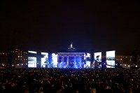 Wicreations Moves Massive LED Screens for Fall of the Wall Celebrations in Berlin