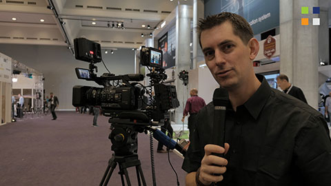 KITPLUS rig setup at IBC 2014