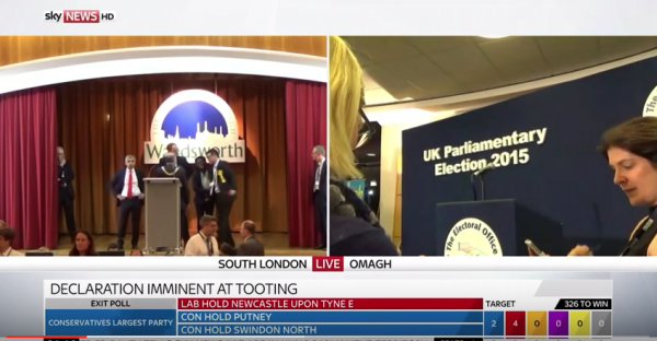 LiveU and Sky News UK election 2015: interview with Sky News Richard Pattison
