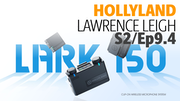 Hollyland LARK 150 wireless microphone
