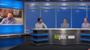 KitPlus Daily 29th April with AJA Bryce Button discussing streaming and 4k workflows