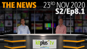 KitPlus summarise the Broadcast and Pro Video News 23rd November 2020