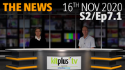 KitPlus TV Summarise the Broadcast and Pro Video News 16th November 2020