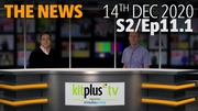 KitPlusTV summarise the Broadcast and Pro Video News 14th December 2020