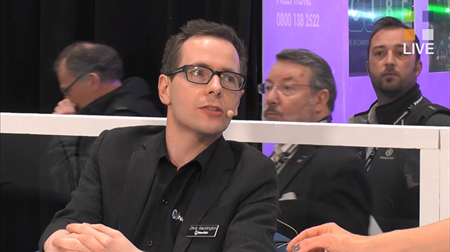 NewTek at BVE 2016