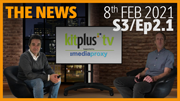 KitPlusTV summarise the Broadcast and Pro Video News 8th February 2021