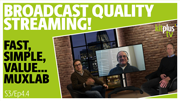 Single or Multi Camera MuxLab Live Streaming Kits. Fast, Easy, Affordable & Broadcast Quality